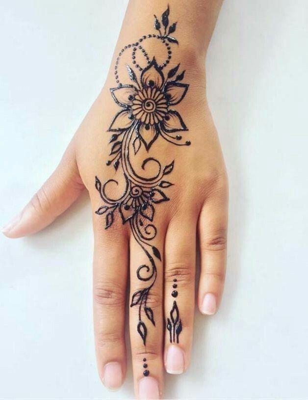 Henna design – #Design #ethnique #Henna – #Artduhenné #Design –