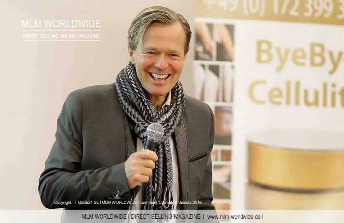 Juchheim Cosmetics schließt 2016 mit 7,5 Millionen Umsatz ab