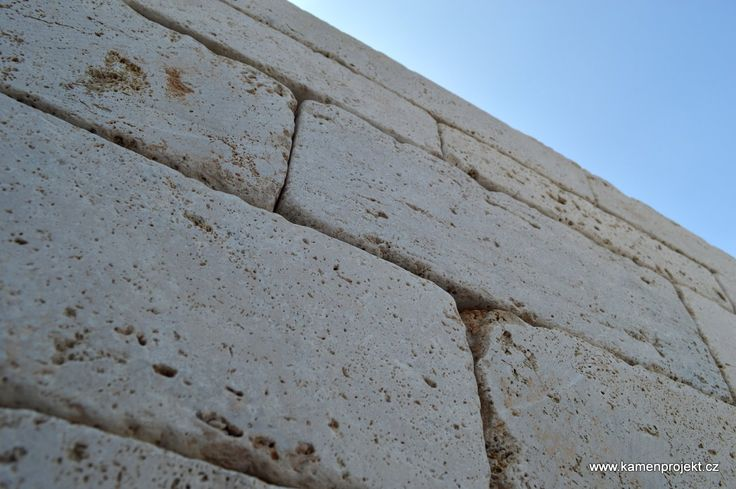 Kamenná zeď Luxury Cream Massive