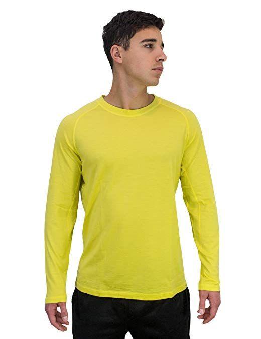 d17880bbbb5176 Woolx Men s Essential Tee - Lightweight Merino Wool Shirt For Men Review