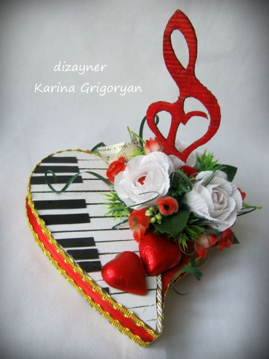 Gallery.ru / Фото #73 - Сладкое ко дню влюбленных - grigoran-karina
