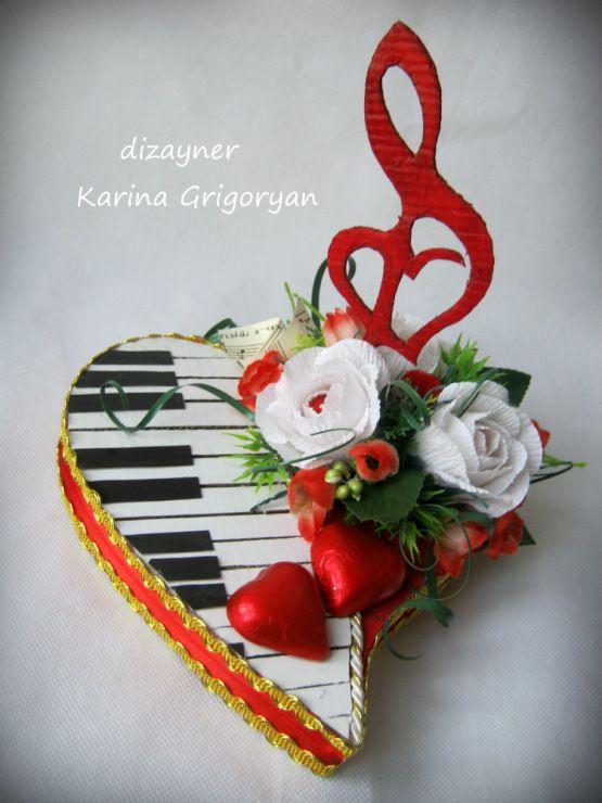 (21) Gallery.ru / Фото #73 - Сладкое ко дню влюбленных - grigoran-karina