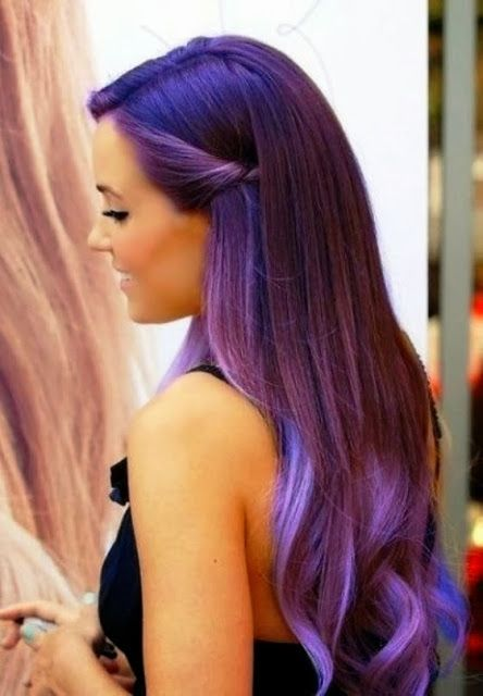 Top 20 Amazing Hairstyle Colors : Special Effects Hair Dye ~ Natural Hair Styles
