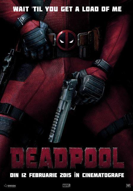Deadpool – mercenarul cu gura mare