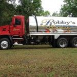 Robbys Septic Tank Service An Interview with Owner Beverly McLaughlin