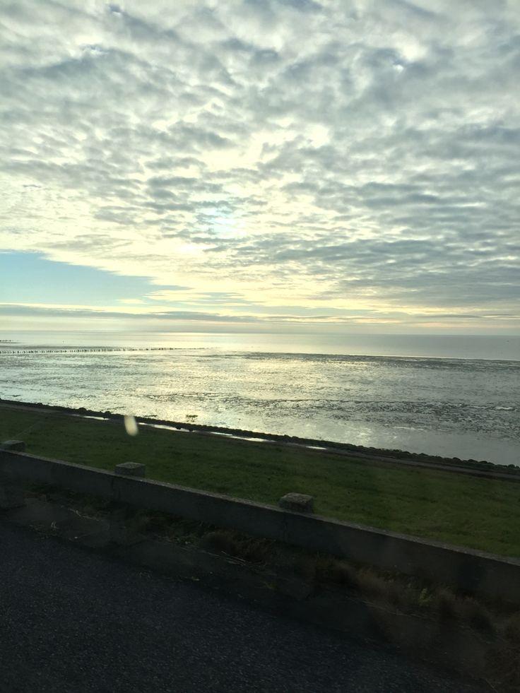 Vadehavet Rømø..