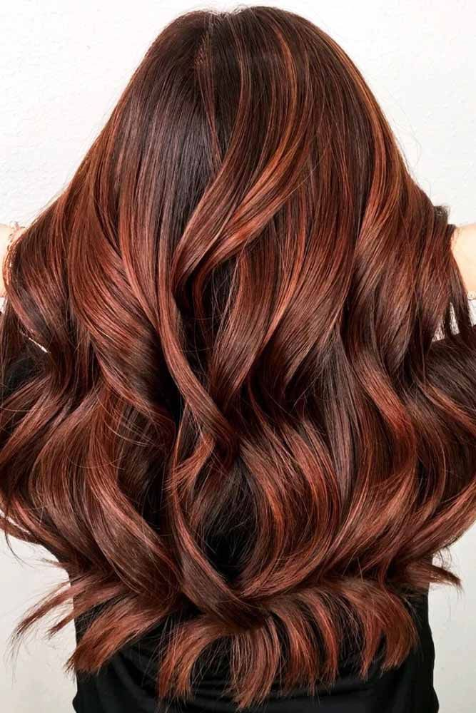 24 Seductive Shades Of Red Hair For Any Complexion And Eye