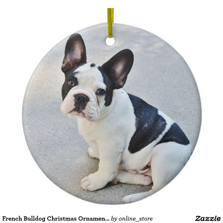 11 best French Bulldog Ornament images on Pinterest | French ...
