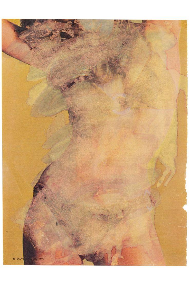 Marlene Dumas Artist Profiel februari 2015 Vogue (Vogue.co.uk)