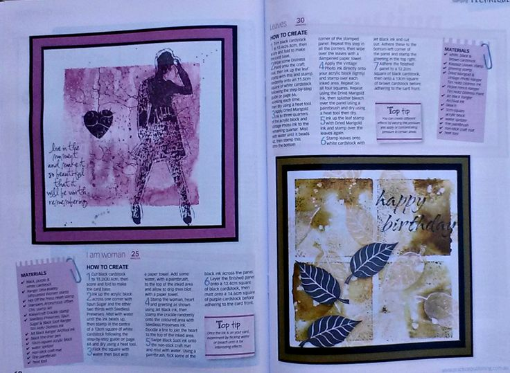 Love Cardmaking Issue #9, April 2016