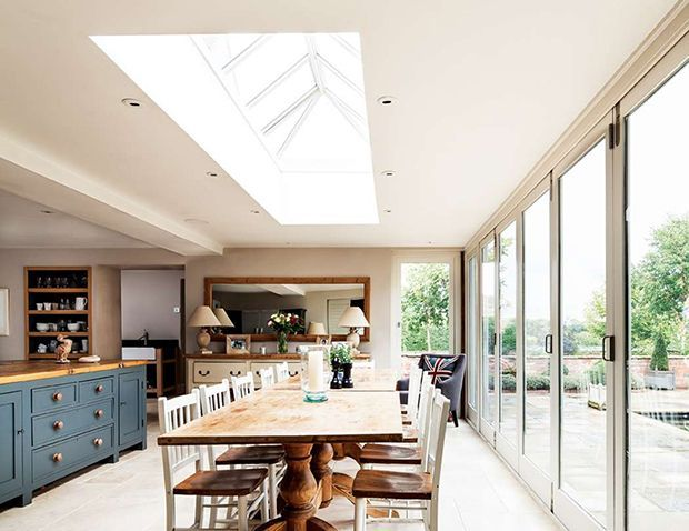 3 metre rear extension roof lantern - Google Search