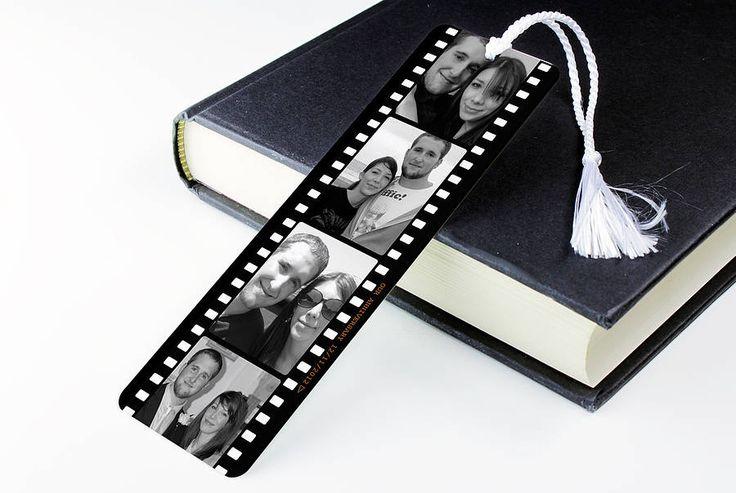 personalizar fotografía, separador de libro