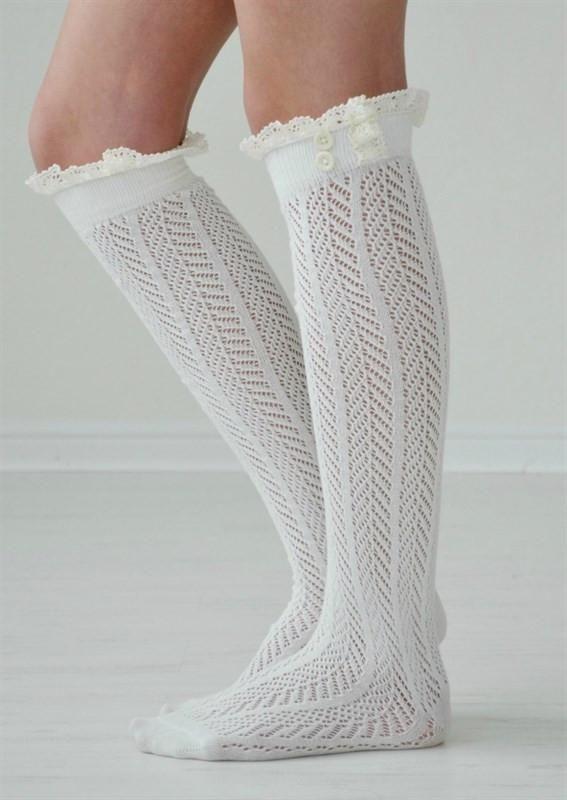 Knee High Boot Socks – Kennadi Lane