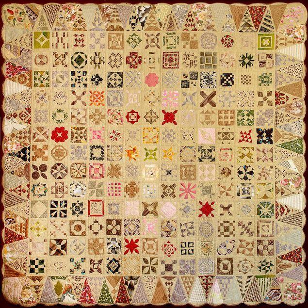 Dear Jane: самый известный квилт в мире - Ярмарка Мастеров - ручная работа, handmade