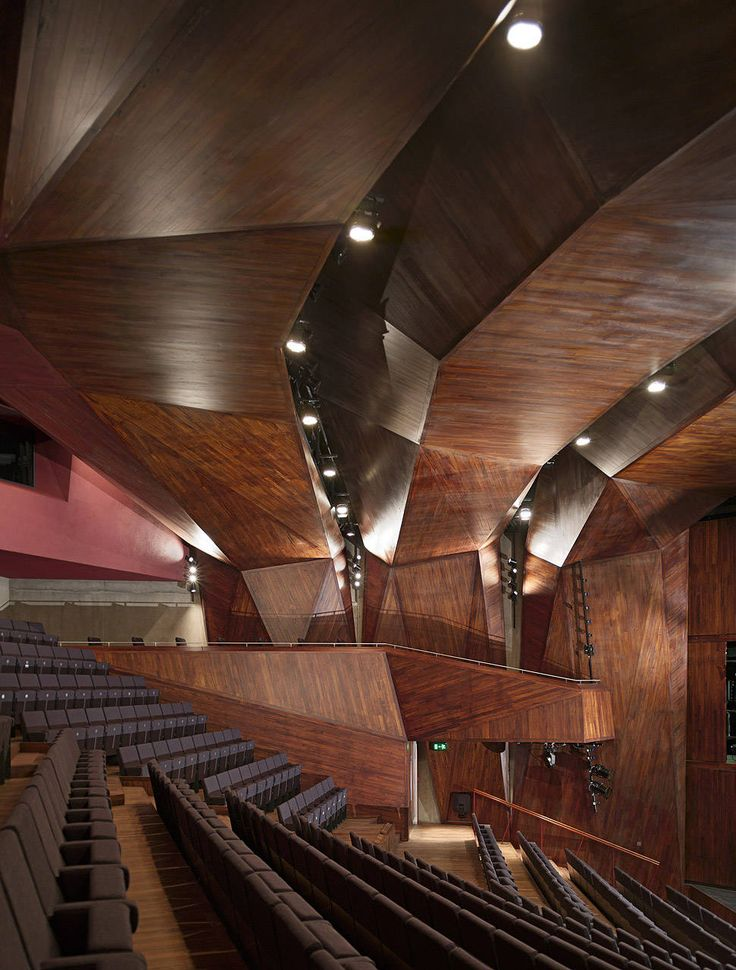 Lyric Theatre Belfast / O'Donnell & Tuomey Architects