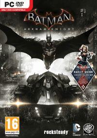 """Batman: Arkham Knight (PC) Batman: Arkham Knight to czwarta część popularnej serii gier akcji poświęconych przygodom Batmana. Tym razem Mrocznemu Rycerzowi przyjdzie zmierzyć się ze Scarecrowem (Strachem na Wróble), który sterroryzował Gotham City, a także z grupą super złoczyńców, chcących pokonać wspólnymi siłami Człowieka-Nietoperza raz na zawsze. W tej ekipie czarnych charakterów znaleźli się m.in. Pingwin, Harvey """"Dwie Twarze"""" Dent czy Harley Quinn. Pojawił się także nowy przeciwnik –…"""