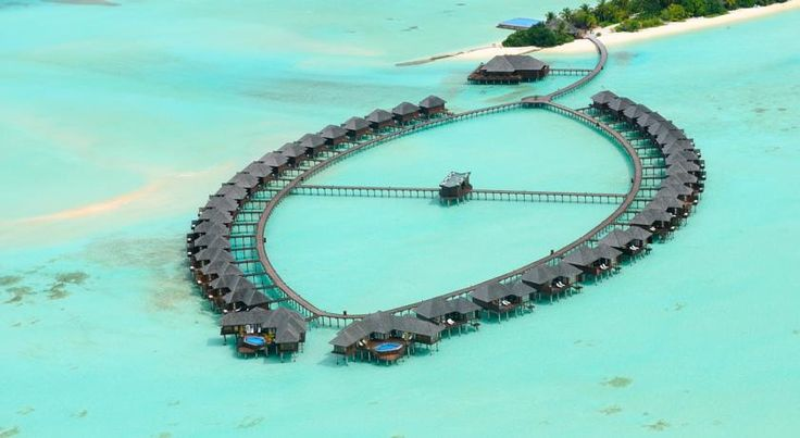 Воды Индийского океана и белоснежные песчаные пляжи Мальдив ждут Вас в отеле Olhuveli Beach & SPA Resort 07.08.2016 на 7 ночей от 1919 $