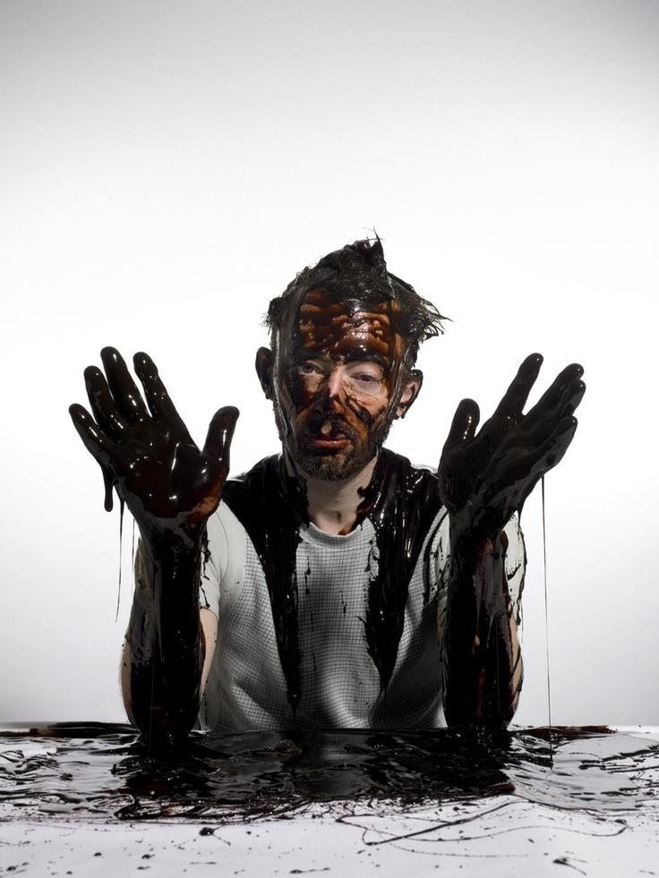 Thom Yorke by Greg Williams