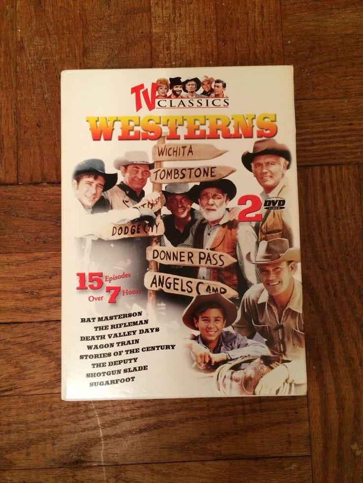 Western Tv Classics  | eBay  #Canada #Deals #Bargains