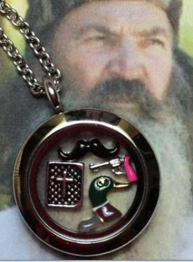 Duck Dynasty Locket - you know you want one! - South Hill Designs by Kimberly