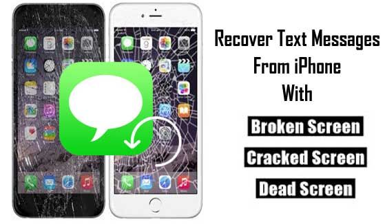 How To #Retrieve Text #Messages From #iPhone With