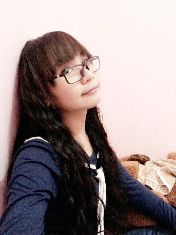 Me in my Bedroom :3