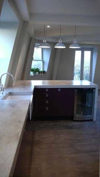 191 best polished concrete images on pinterest home. Black Bedroom Furniture Sets. Home Design Ideas