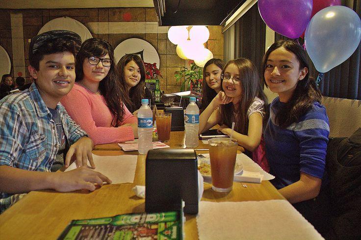 Celebra Daniela Gracida su cumpleaños en el Sushi Sun. ¡Felicidades!