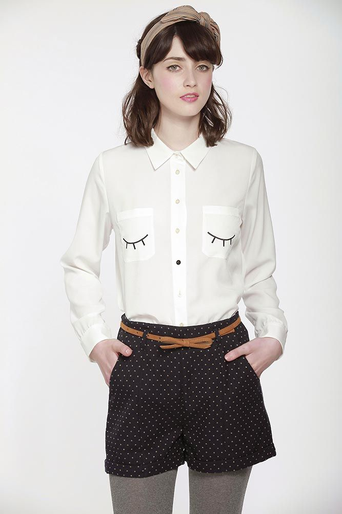 Fitter Flutter shirt