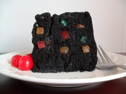 Corned Black Powder Cake