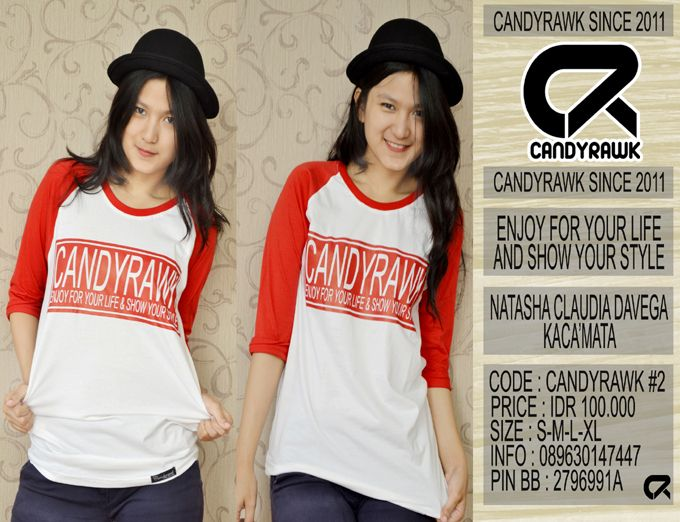 #34 | CANDYRAWK #2 | IDR 100.000 | SOLD OUT |