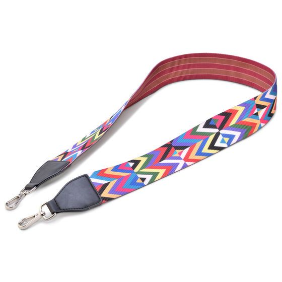 Chevron Bag Strap $20