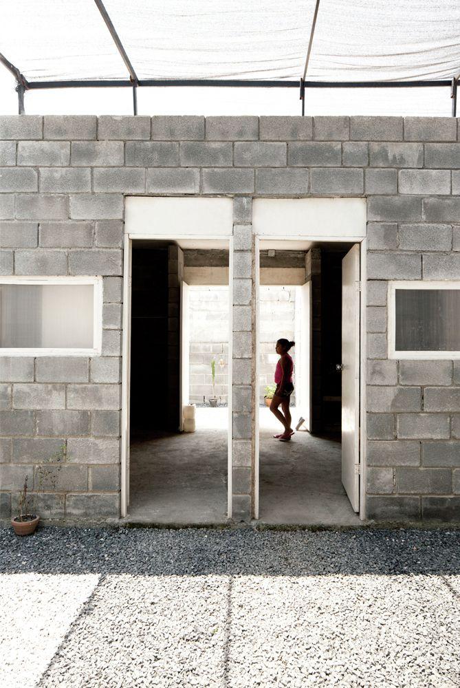 Galería - Arquitectura Social en México: Casa Cubierta de Comunidad Vivex - 6