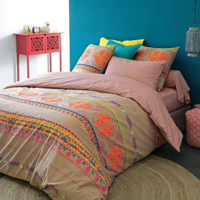 263 best images about textil bed linge de lit on pinterest - Linge maison la redoute ...