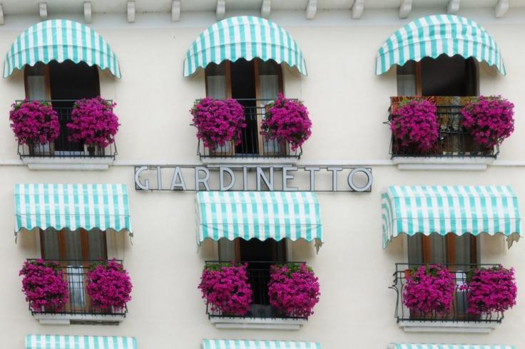 Very charming hotel in Lake Garda, Italy.