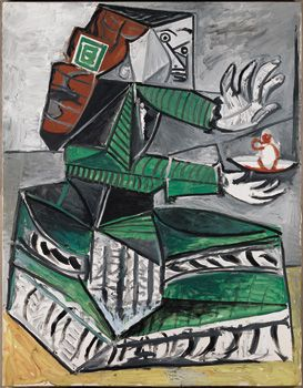 Picasso. María Agustina Sarmiento del cuadro Las Meninas. 1957. http://www.taringa.net/posts/arte/3208985/Las-Meninas-olvidando-a-Velazquez.html#