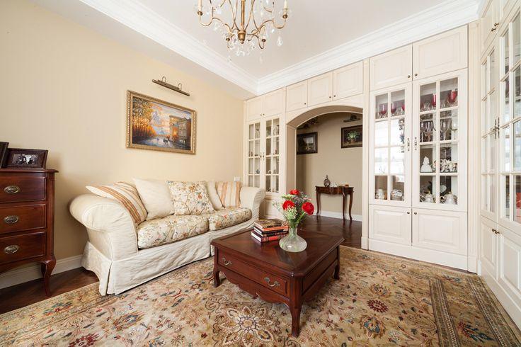 Интерьер недели: классическая квартира в сталинке - InMyRoom.ru