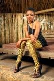 Funky leggings! #ItsOVA