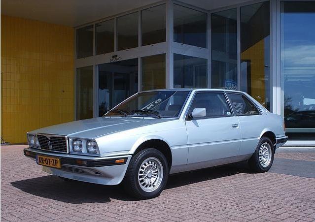 #Maserati #Biturbo