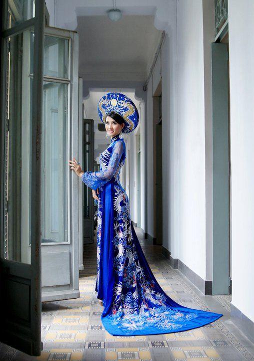 Wedding Dresses  Vietnam : Vietnamese wedding dress one day