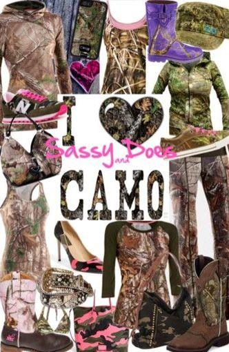 Sassy Does Realtree Camo