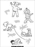 Jeux de gymnastique