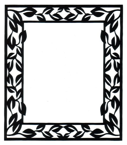 Fancy Border Frame Clipart Free Clipart Images Frame