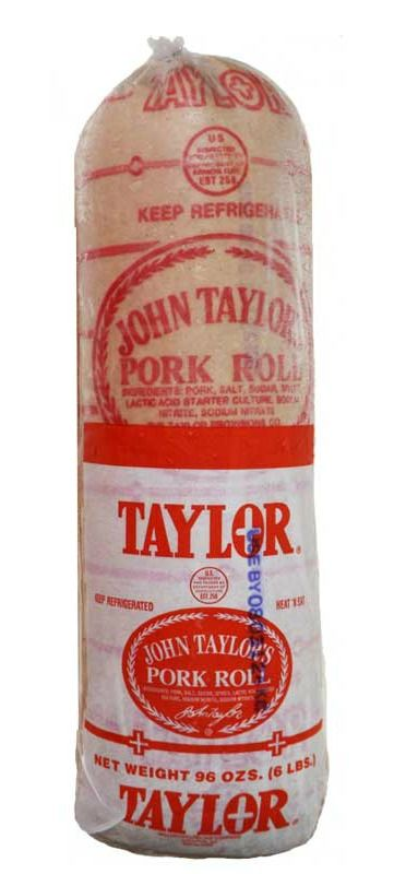 Never Heard of Taylor Ham? It's a Jersey Thing...