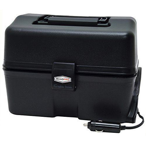 Cigarette Lighter Vehicle Microwave Portable Stove 12v Food