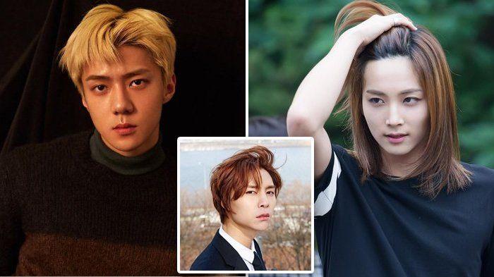 Punya Style Rambut yang Mirip, Kocaknya Sehun EXO Mengira Jeonghan SEVENTEEN adalah Johnny NCT