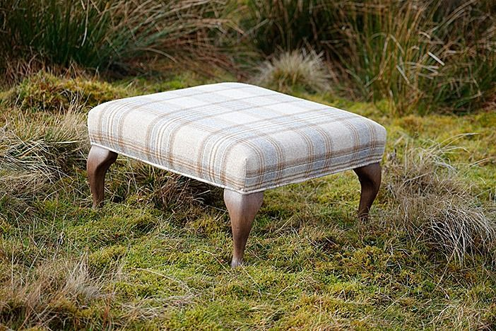 Beautiful Footstools And Ottomans Lovingly Made At Our Gretna Workshop In Scotland And Delivered Worldwide To You With Love Ottoman Footstool Small Footstool