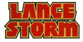 Lance Storm logo - WWE