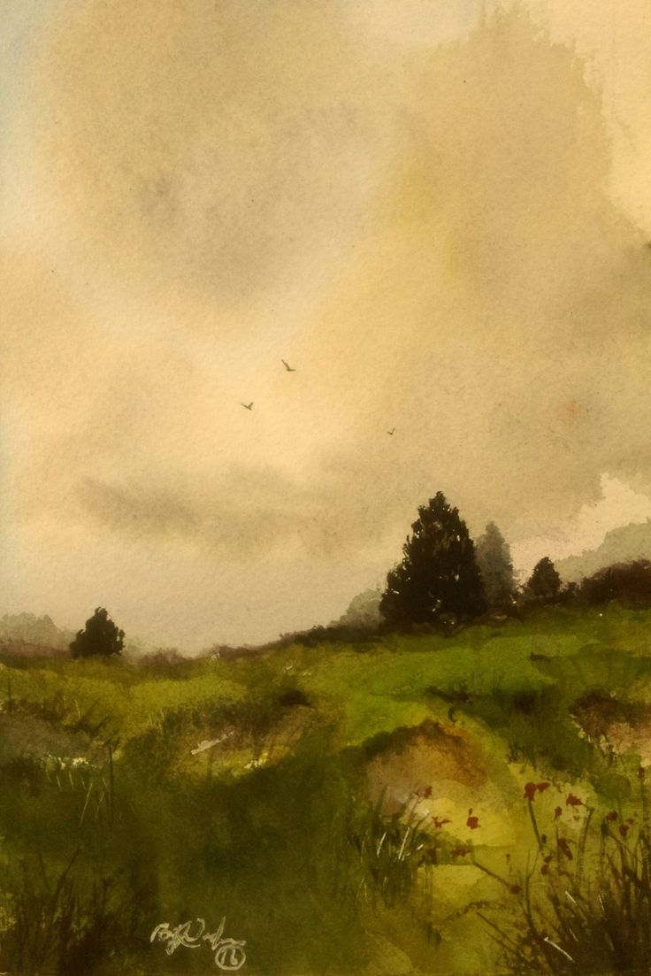 """  ERODED  HILLSIDE"" by Brian Dickinson. Paintings for Sale. Bluethumb - Online Art Gallery"