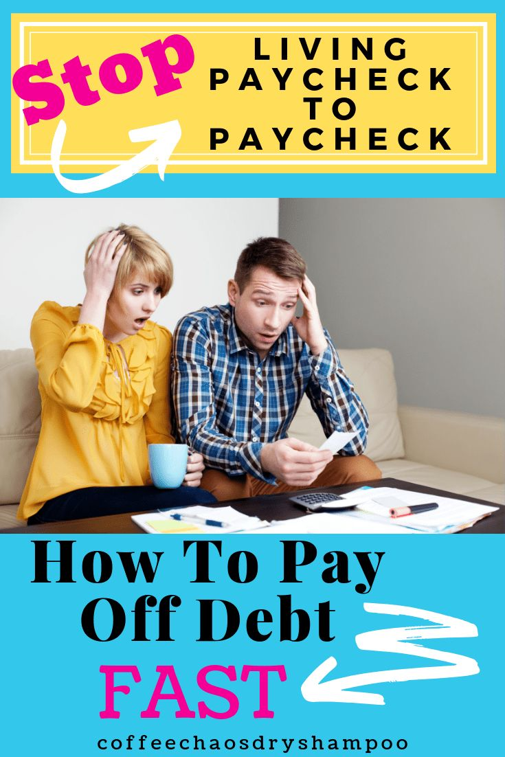 How to pay off debt debt payoff family finance working